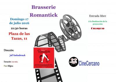 Cartel Brasserie Romantick